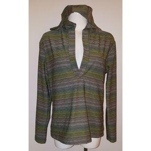 Lucy Tech Pullover Hooded Sweatshirt Large Hoodie